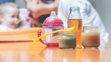 Recepty pro kojence