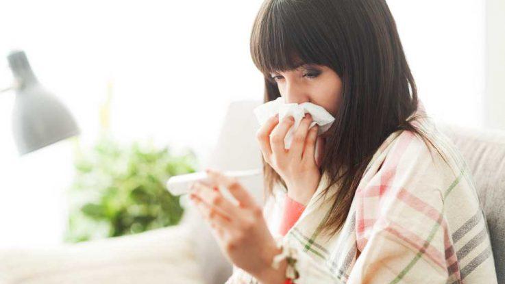 Chřipka u kojících