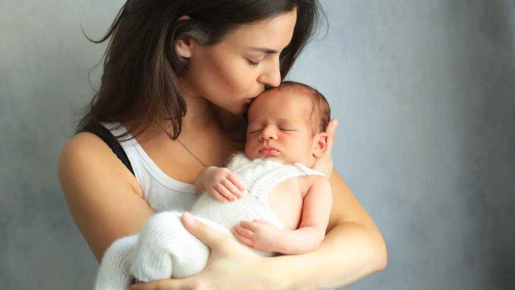 Jak pečovat o novorozence