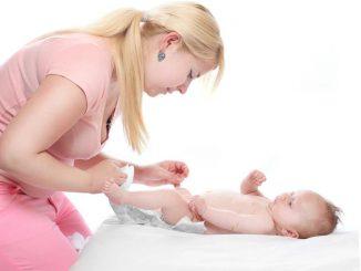 Průjem u kojenců