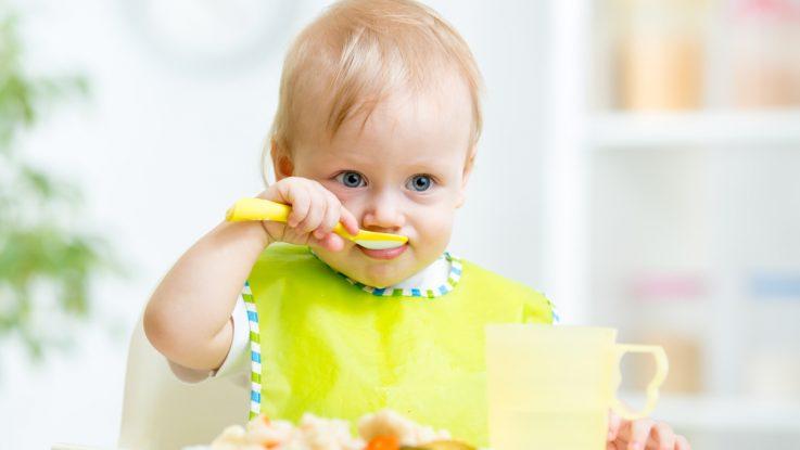 Recepty z masa pro kojence