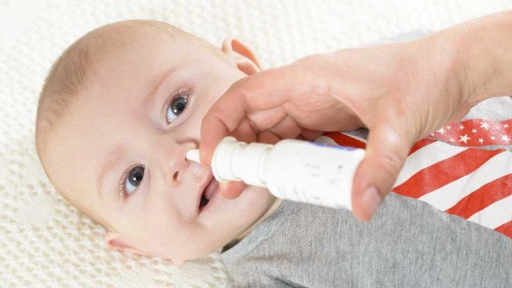 Rýma u miminka