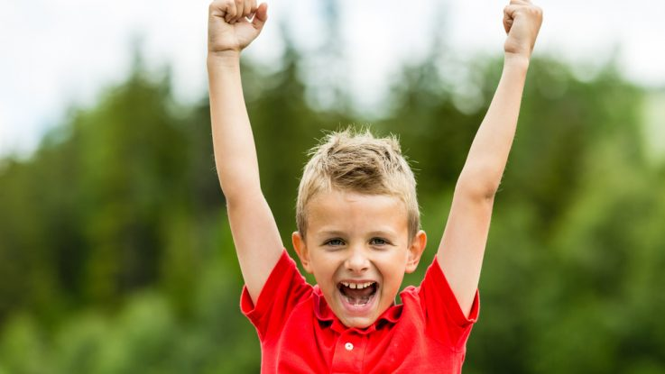 Jak dítěti zvýšit sebevědomí