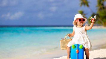 Co nezapomenout na dovolenou s dítětem