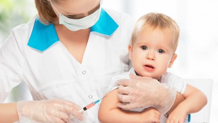 Očkování proti chřipce u dětí