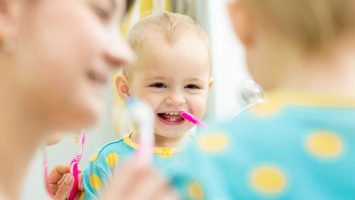 Růst zubů u dětí a teplota