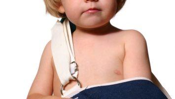 Zlomeniny u dětí