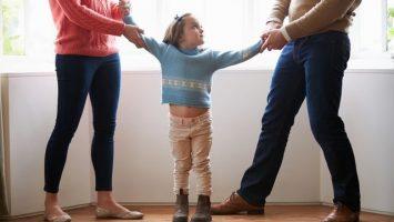 Střídavá péče o dítě a alimenty