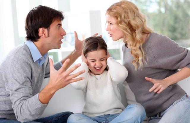 Jak vysvětlit dítěti rozvod