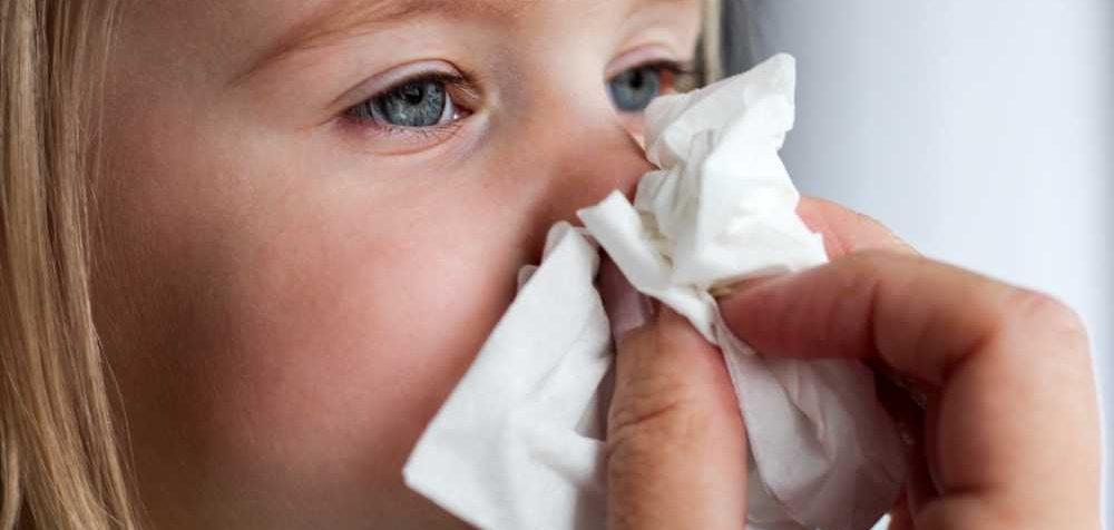 Jak naučit dítě smrkat