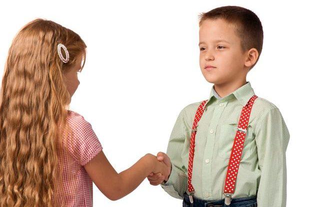 Jak naučit dítě respektu