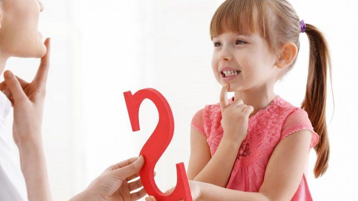 Jak naučit dítě mluvit