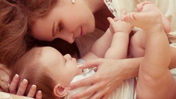 Závislost dítěte na matce