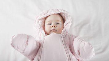 Otužování kojenců a dětí
