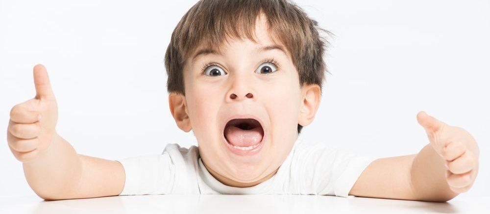 Hyperaktivní dítě