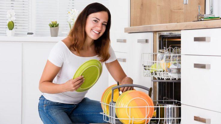 Jak vyčistit myčku nádobí