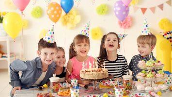 Jak připravit narozeninovou oslavu pro dítě, Jak připravit dětskou oslabu narozenin