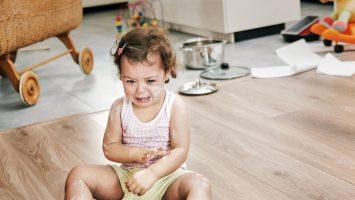 proč děti doma zlobí