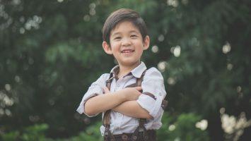 Proč jsou japonské děti nejzdravější