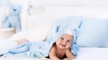 jak naučit dítě otáčet se