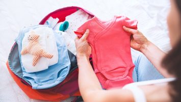 Jak se starat o dětské oblečení