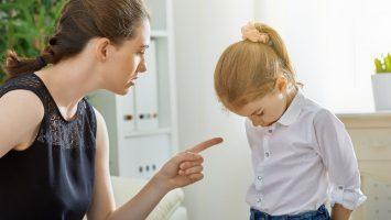 Jak potrestat děti