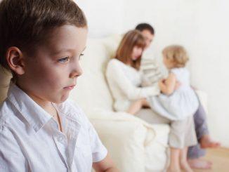 Zárlivost mezi dětmi