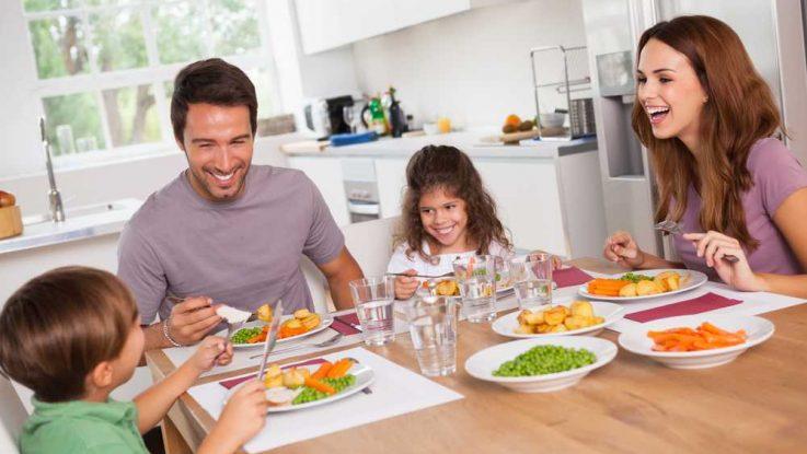 Přínos společné večeře