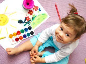 Talentované děti, nadání u dětí