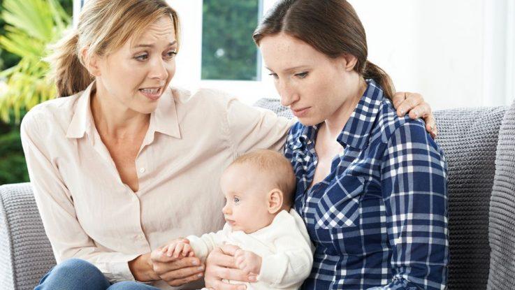 Nevyžádané rady ohledně rodičovství