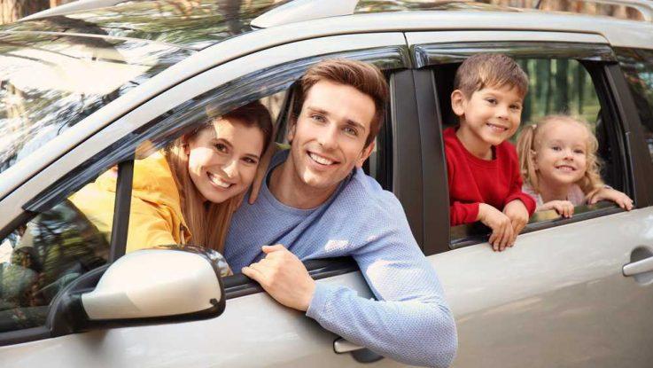 Jak vybrat rodinné auto