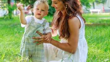 jak sdělit dítěti, že je z IVF