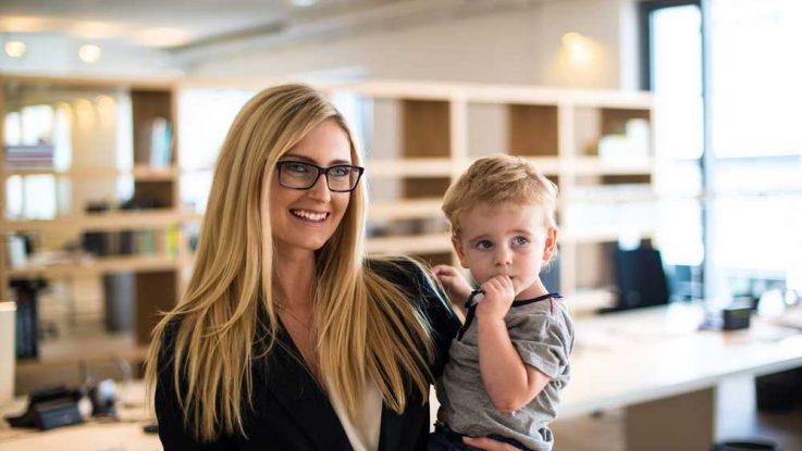 Návrat do práce pro mateřské
