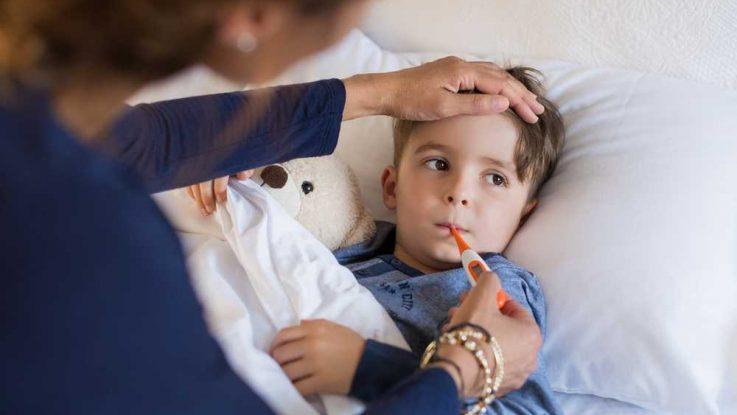 Chřipka u dětí