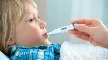 Jak zabavit nemocné dítě