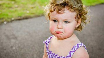 Nadměrné pocení u dětí