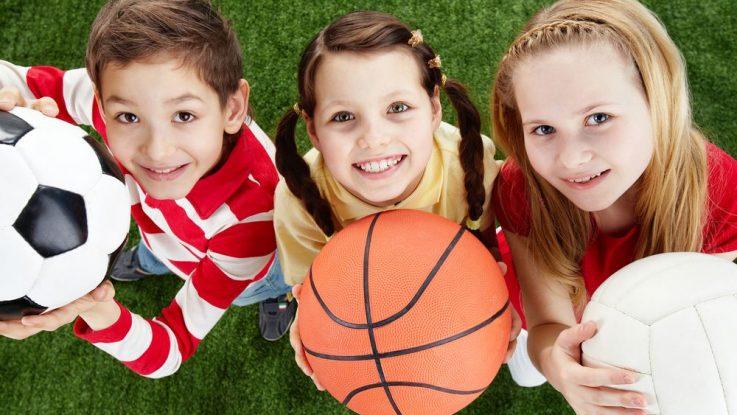 pohybové aktivity pro děti