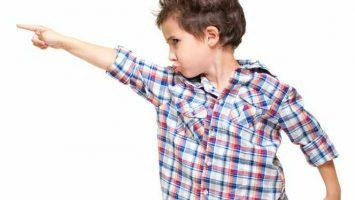 Žalování u dětí