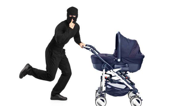 Jak zabezpečit kočárek před ukradením