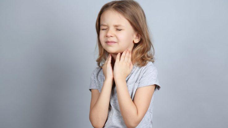 reflux u dětí