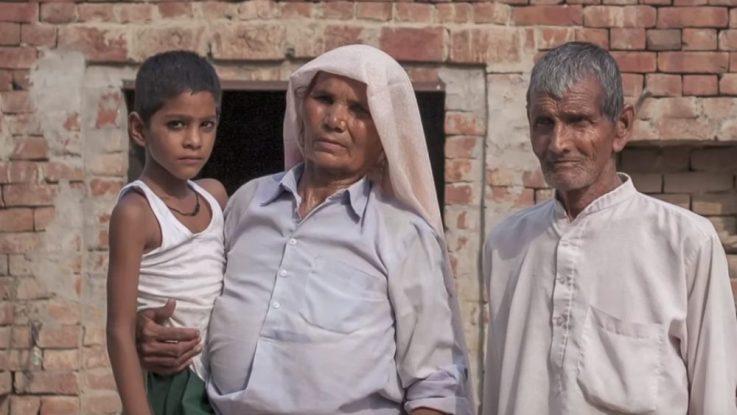 žena porodila v 70 letech