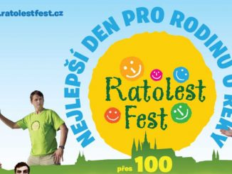 Kam jít s dětmi v Praze? Přijďte si hrát na Ratolest Fest
