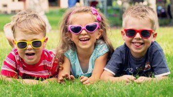 Jak vybrat dětské sluneční brýle