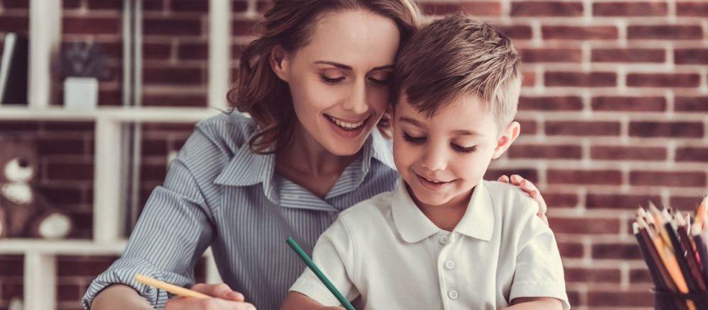 jak děti správně chválit