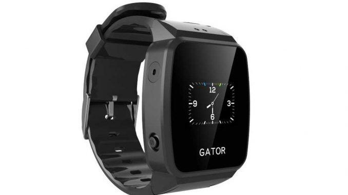 Dětské hodinky Gator s GPS lokátorem
