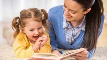 Proč číst dětem knihy