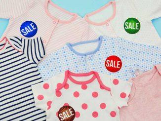 Jak prodat oblečení po dětech