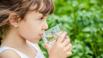 pitný režim u dětí