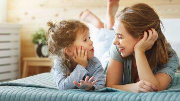 Jak se pozná dobrá máma
