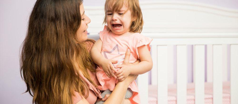 vztek u dětí
